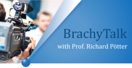 Brachytalk banner prof Potter